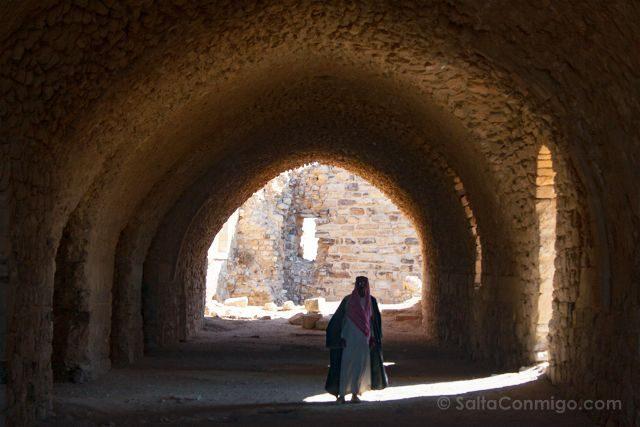 Jordania Al Karak Fortaleza