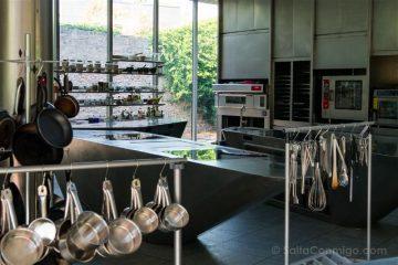Barcelona mon Sant Benet Fundacio Alicia Cocina