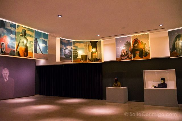 Resultado de imagen de museo magritte obras