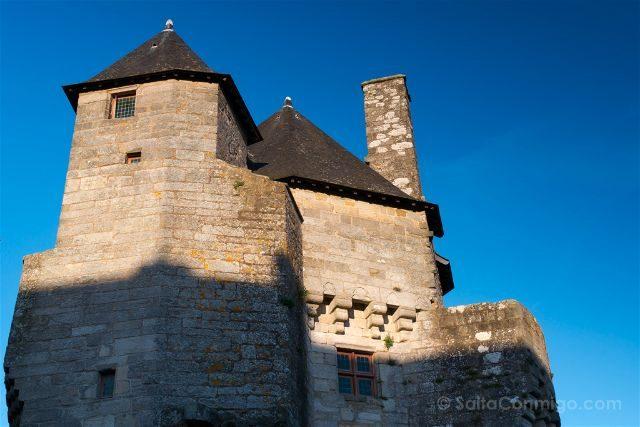 Francia Bretagne Vannes Torre Condestable