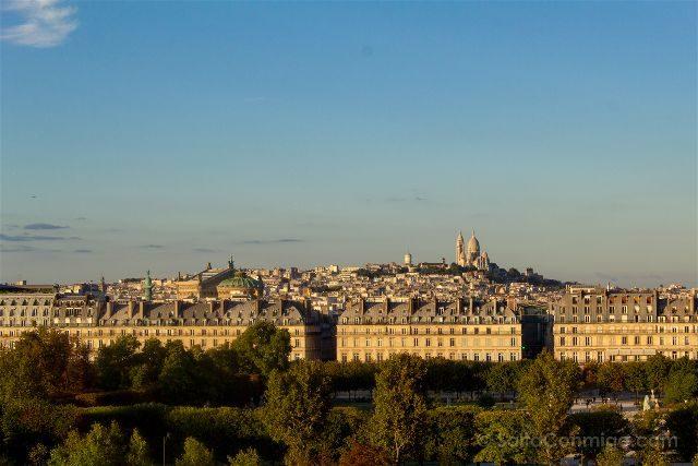 Francia Paris Vista Terraza Museo Orsay