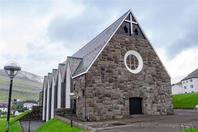 Islas Feroe Iglesia Christianskirkja