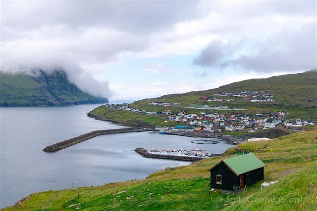Islas Feroe Paisaje