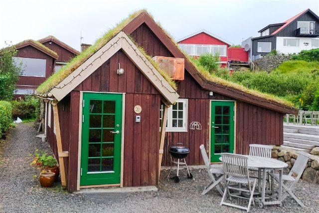 Islas Feroe Torshavn Casa