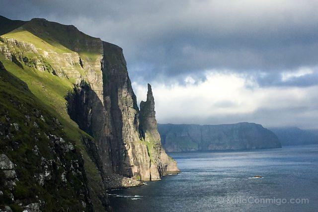 Islas Feroe Trollkonufingur