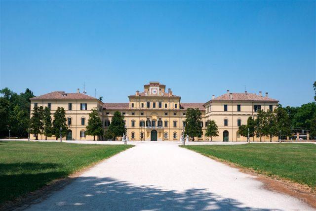 Italia Emilia Romagna Parma Palazzo Ducale