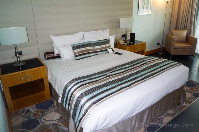 Malta Hotel InterContinental St Julian Habitacion