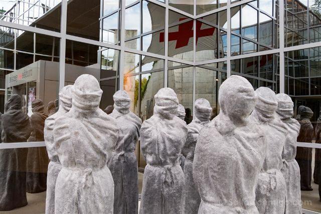 Suiza Ginebra Museo Cruz Roja