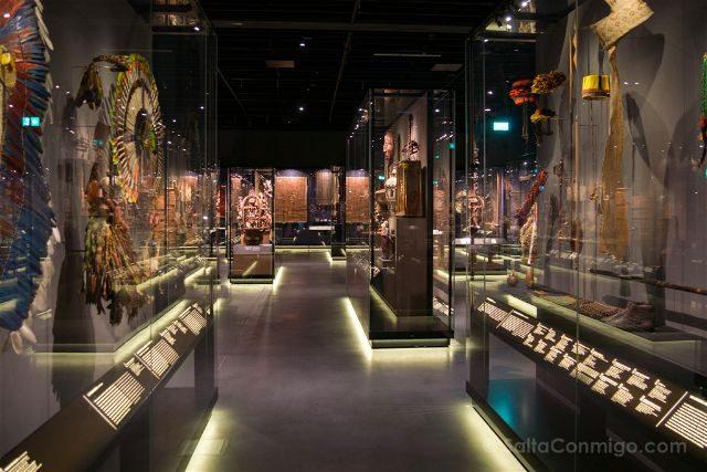 Suiza Ginebra Museo Etnografia