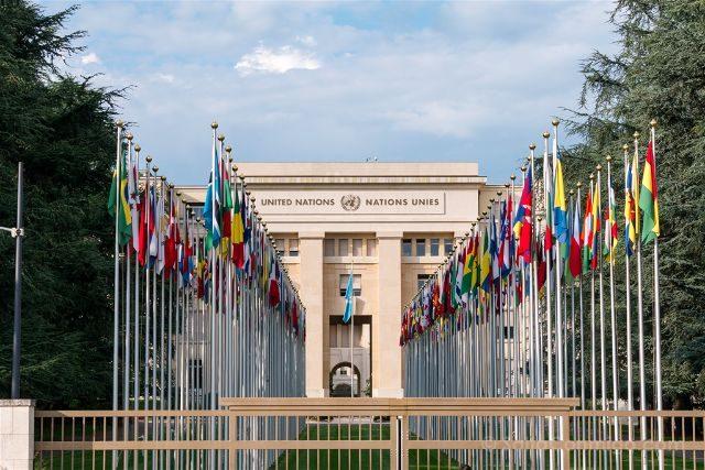 Suiza Ginebra Naciones Unidas