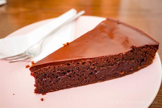 Suiza Ginebra Tarta Chocolate