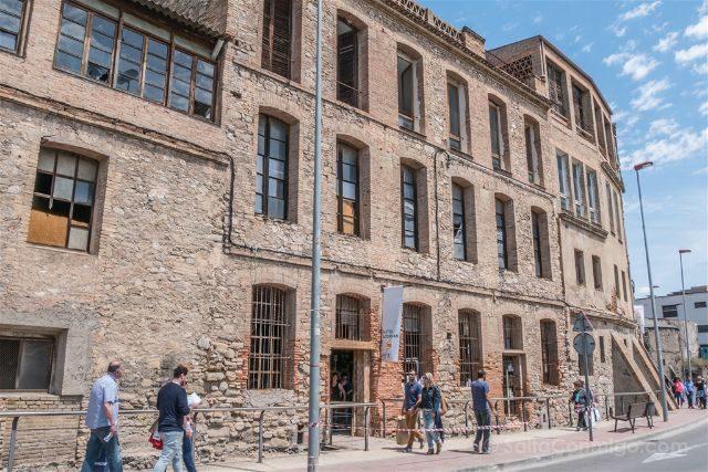 Barcelona Igualada Rec Arquitectura Industrial