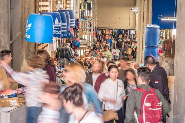 Barcelona Igualada Rec Experimental Stores Tienda