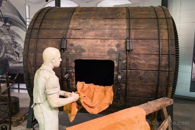 Barcelona Igualada Rec Museo Piel Bombo