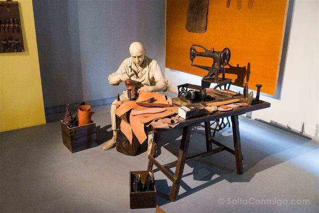 Barcelona Igualada Rec Museo Piel Curtidor