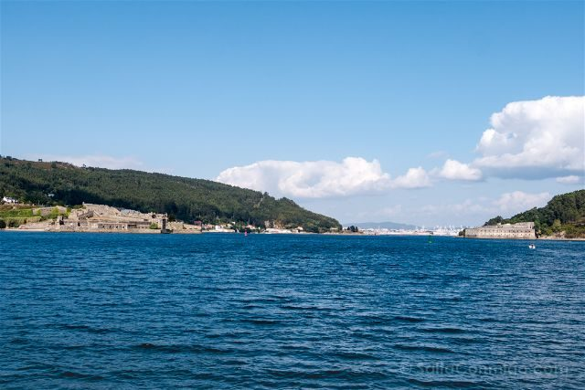 Galicia Coruna Ferrol EntradaRia