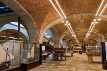 Galicia Coruna Ferrol Exponav Edificio Herrerias