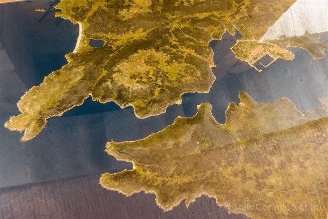 Galicia Coruna Ferrol Exponav Maqueta Ria