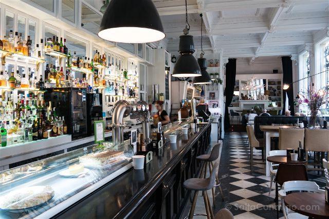 Galicia Ferrol Bla Bla Cafe