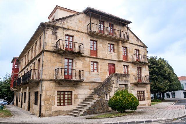 Galicia Ferrol Casa do Patin