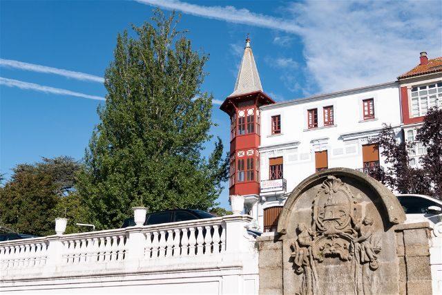 Galicia Ferrol Modernismo