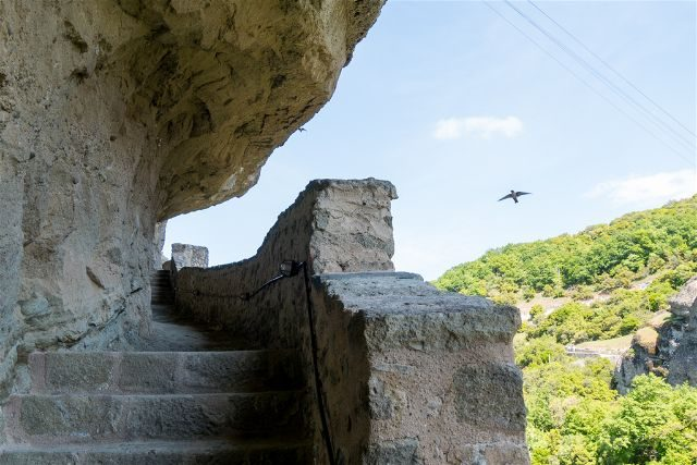 Grecia Meteora Turismo Activo Senderismo Monasterio Santisima Trinidad