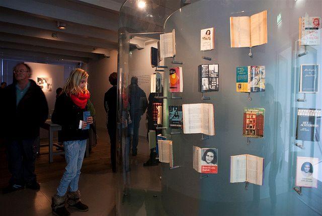 Holanda Amsterdam Casa Ana Frank Ediciones Diario