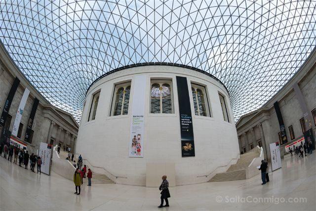 Inglaterra Londres British Museum