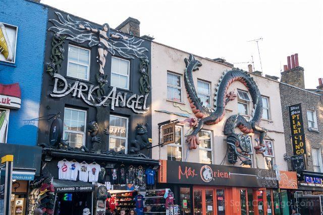 Inglaterra Londres Camden Town