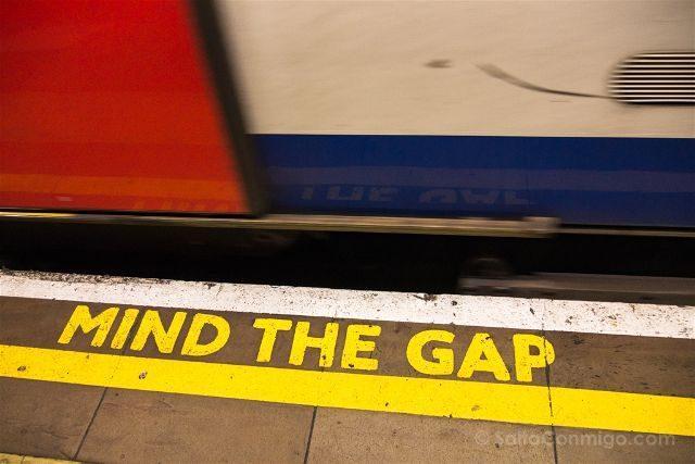 Inglaterra Londres Metro