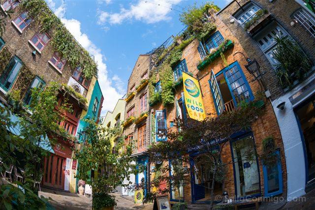 Inglaterra Londres Neal Yard