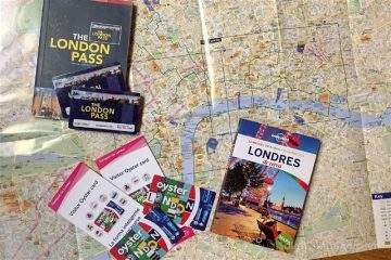 Inglaterra Londres Oyster Visitors Card London Card Lonely Planet