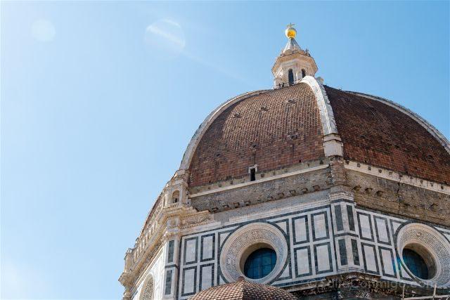 Italia Florencia Duomo Museo Opera Cupula