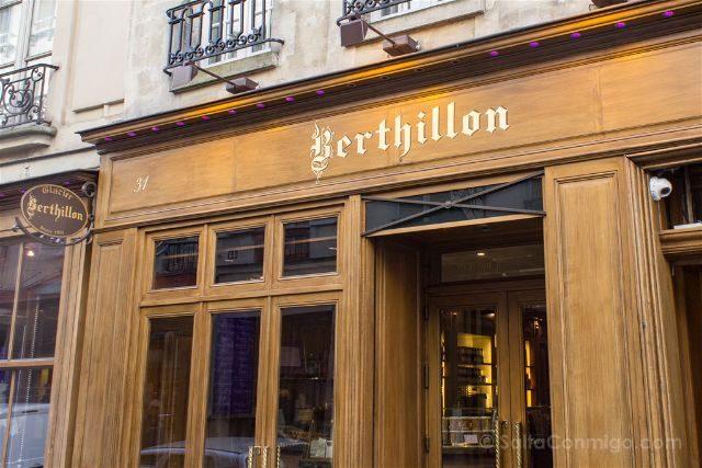 Paris Donde Comer Berthillon Helados