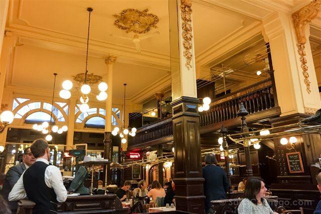 Paris Donde Comer Brasserie Bouillon Chartier Local