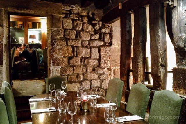 Paris Donde Comer Restaurante Le Coup Chou Salon