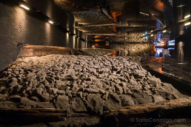 Que hacer en el centro de Cracovia Polonia Museo Rynek Underground