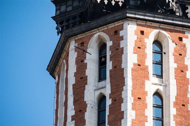 Polonia Cracovia Plaza Torre Trompetista