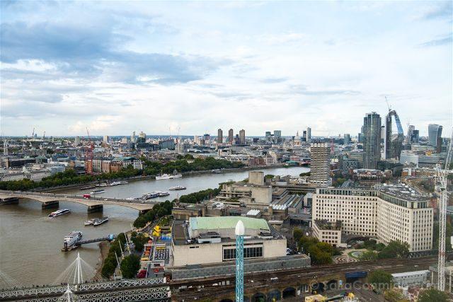 Reino Unido Inglaterra Londres London Eye City