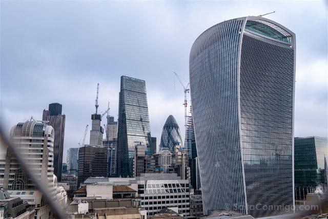 Las Mejores Vistas Panorámicas De Londres De Pago Y Gratuitas