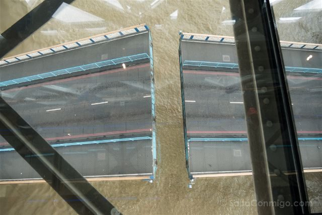 Reino Unido Inglaterra Londres Tower Bridge Apertura Cenital