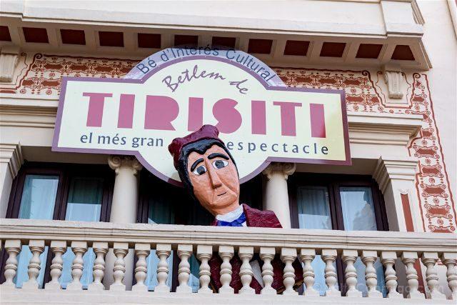Alicante Alcoy Navidad Tirisiti Teatro