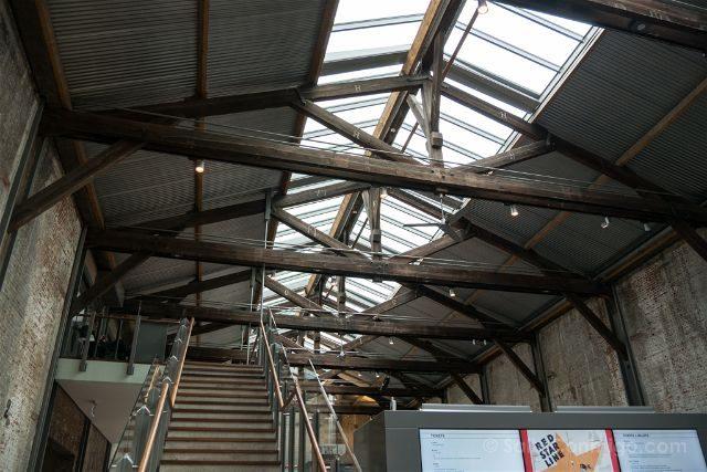 Belgica Flandes Amberes Red Star Line Museo Edificio