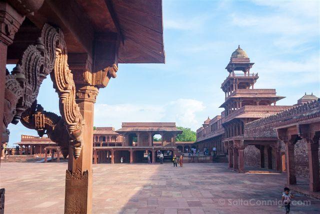 India Fatehpur Sikri Conjunto