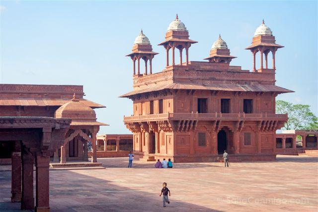 India Fatehpur Sikri Diwan-i-Khas