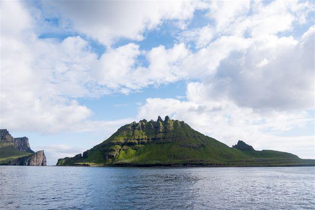 Islas Feroe Mykines Tindholmur Ferry