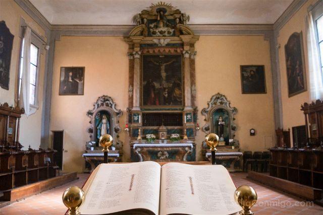 Italia Emilia-Romagna Ferrara Monasterio Corpus Domini
