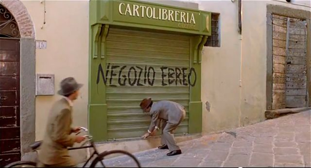 Italia Escenas La Vida Es Bella Arezzo Cartolibreria Orefice