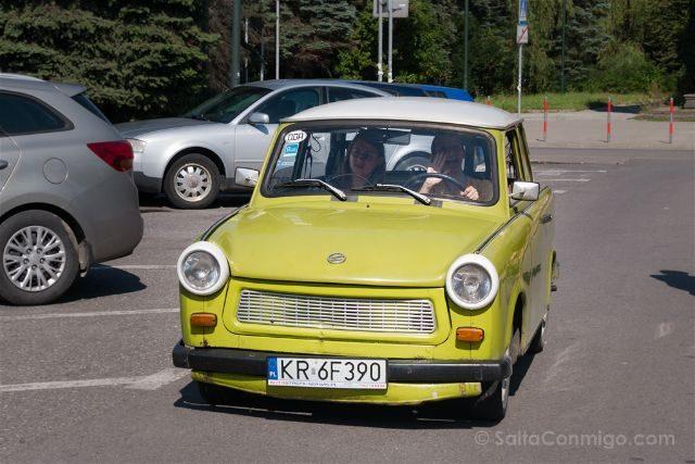 Polonia Cracovia Nowa Huta Trabant Sara