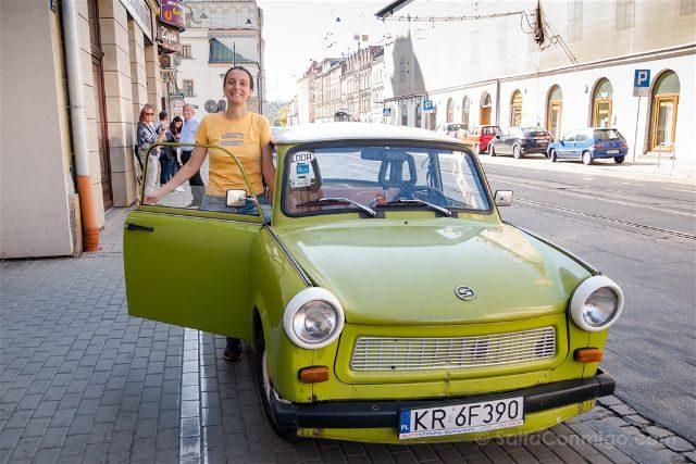 Polonia Cracovia Trabant Sara